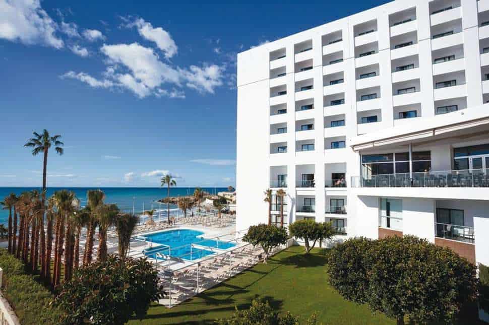 Hotel Riu Monica in Nerja, Costa del Sol, Spanje