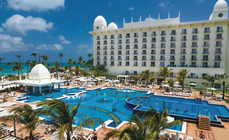 Hotel Riu Palace Aruba in Palm Beach, Aruba, Aruba