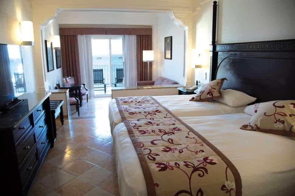 Hotelkamer van Hotel Riu Palace Aruba in Palm Beach, Aruba, Aruba