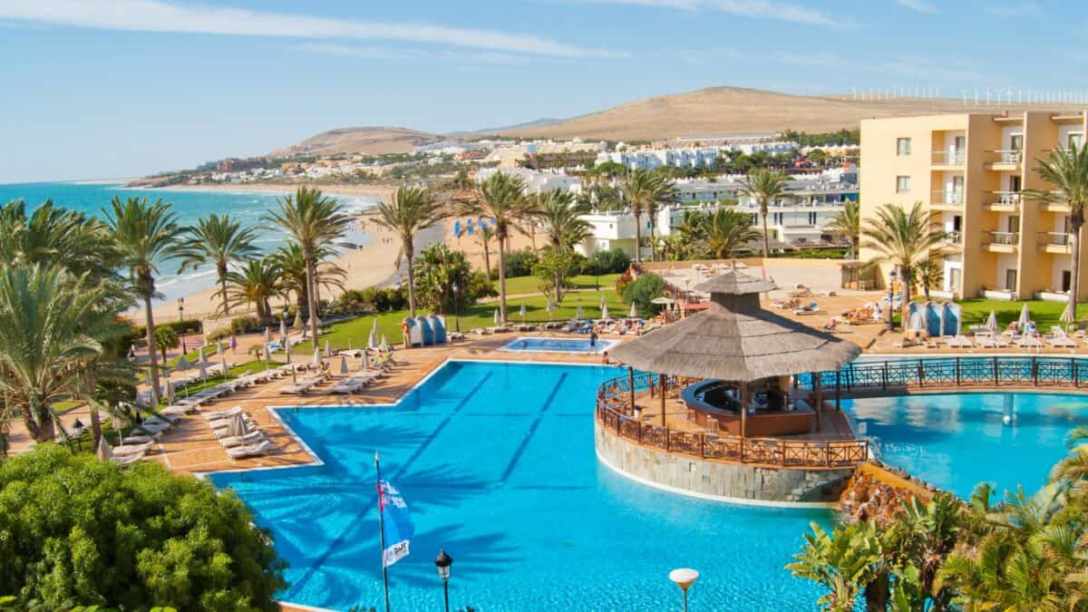 SBH Costa Calma Beach Resort in Costa Calma, Fuerteventura, Spanje