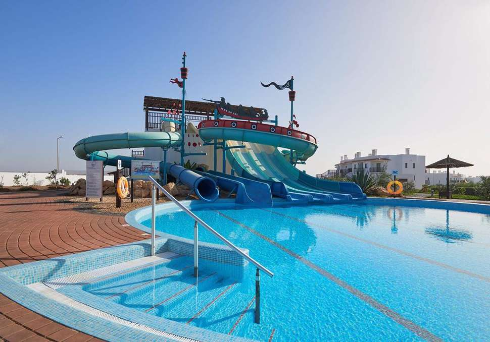 Sol Dunas Resort in Santa Maria, Sal, Kaapverdië