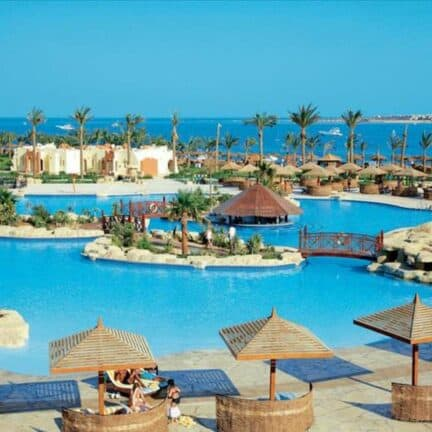 Sunrise Royal Makadi Aqua Resort in Hurghada, Rode Zee, Egypte