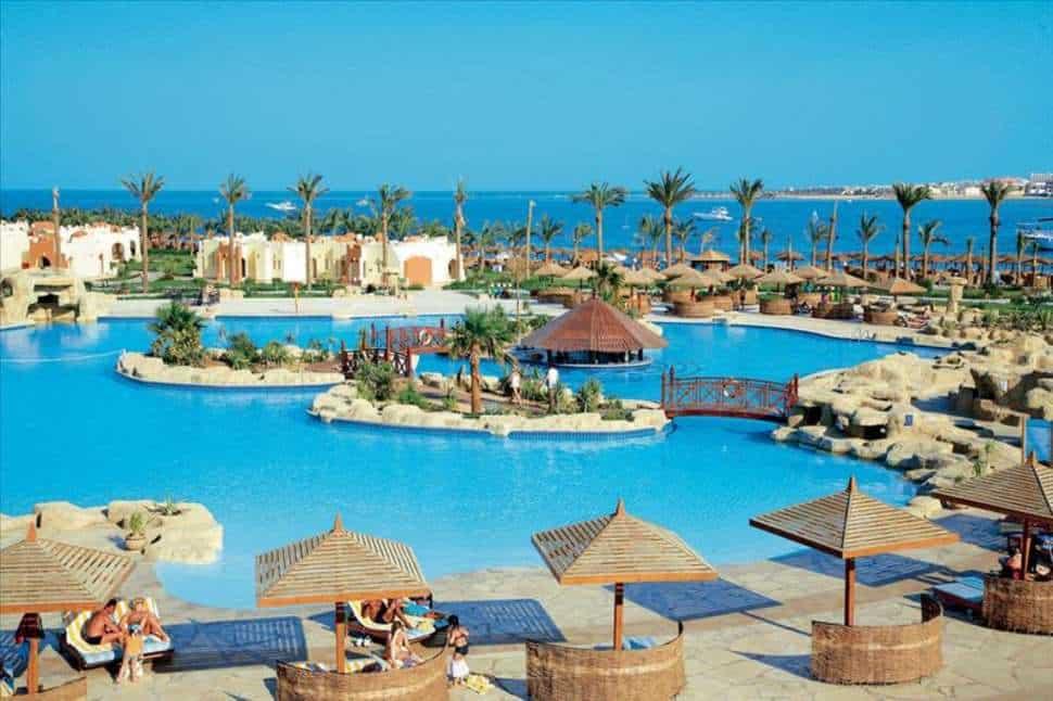 Sunrise Royal Makadi Aqua Resort in Hurghada, Rode Zee, Egypte