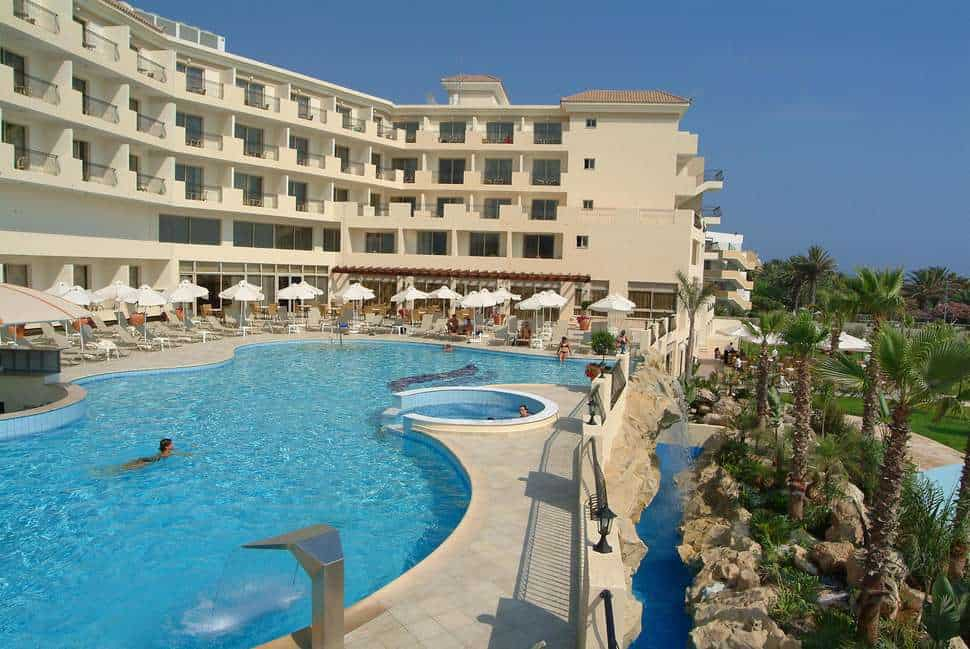 Aquamare Beach Hotel & Spa in Paphos, Paphos, Cyprus
