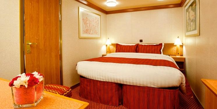 Binnenhut van Cruiseschip Costa Deliziosa
