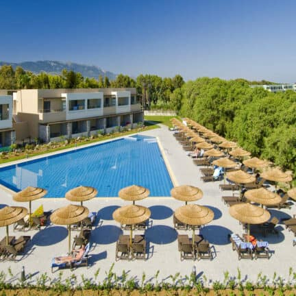 Blue Lagoon Resort in Lambi, Kos, Griekenland