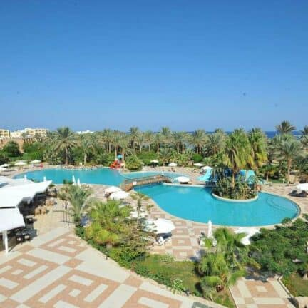 Brayka Bay Resort in Marsa Alam, Rode Zee, Egypte