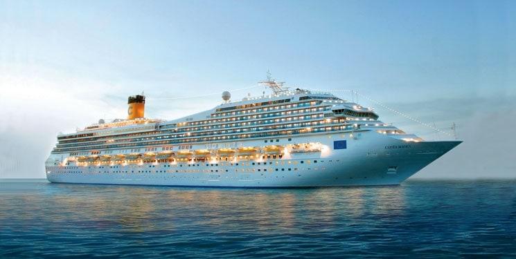 Cruiseschip Costa Magica