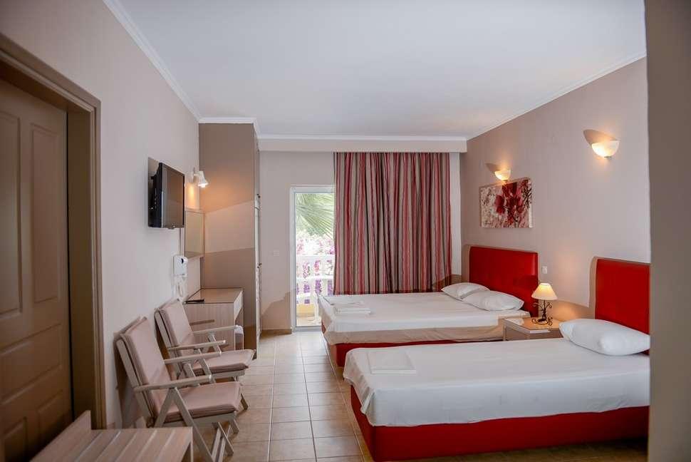 Hotelkamer van Bougainvillea in Agios Sostis, Zakynthos, Griekenland