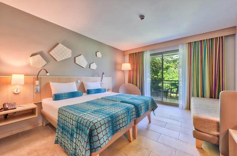 Hotelkamer van TUI BLUE Palm Garden in Side, Turkse Rivièra, Turkije