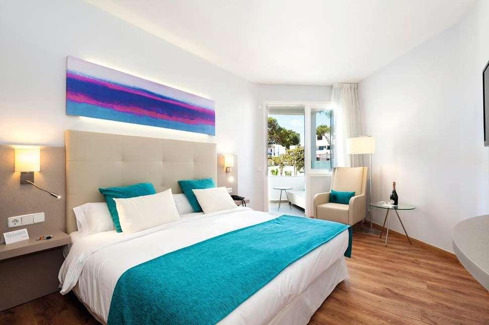 Hotelkamer van TUI BLUE Rocador in Cala d'Or, Mallorca, Spanje