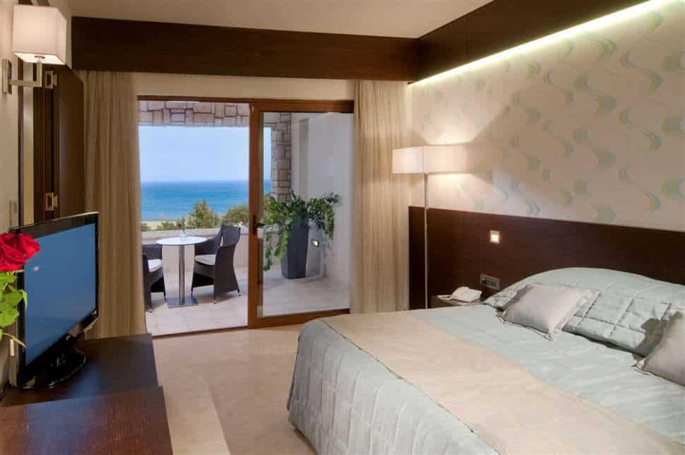 Hotelkamer van Blue Lagoon Village in Kefalos, Kos, Griekenland