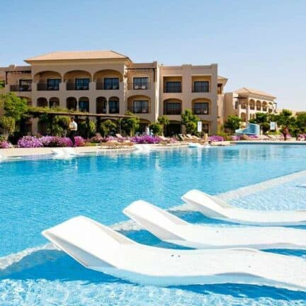 Jaz Aquamarine Resort in Hurghada, Rode Zee, Egypte