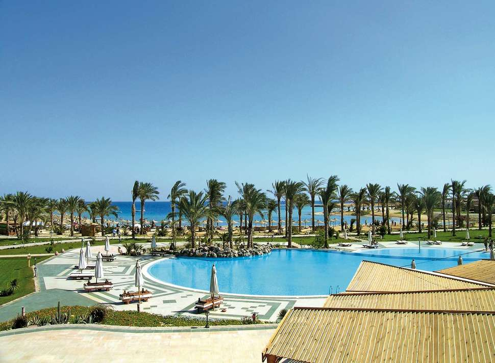 Ligging van Brayka Bay Resort in Marsa Alam, Rode Zee, Egypte