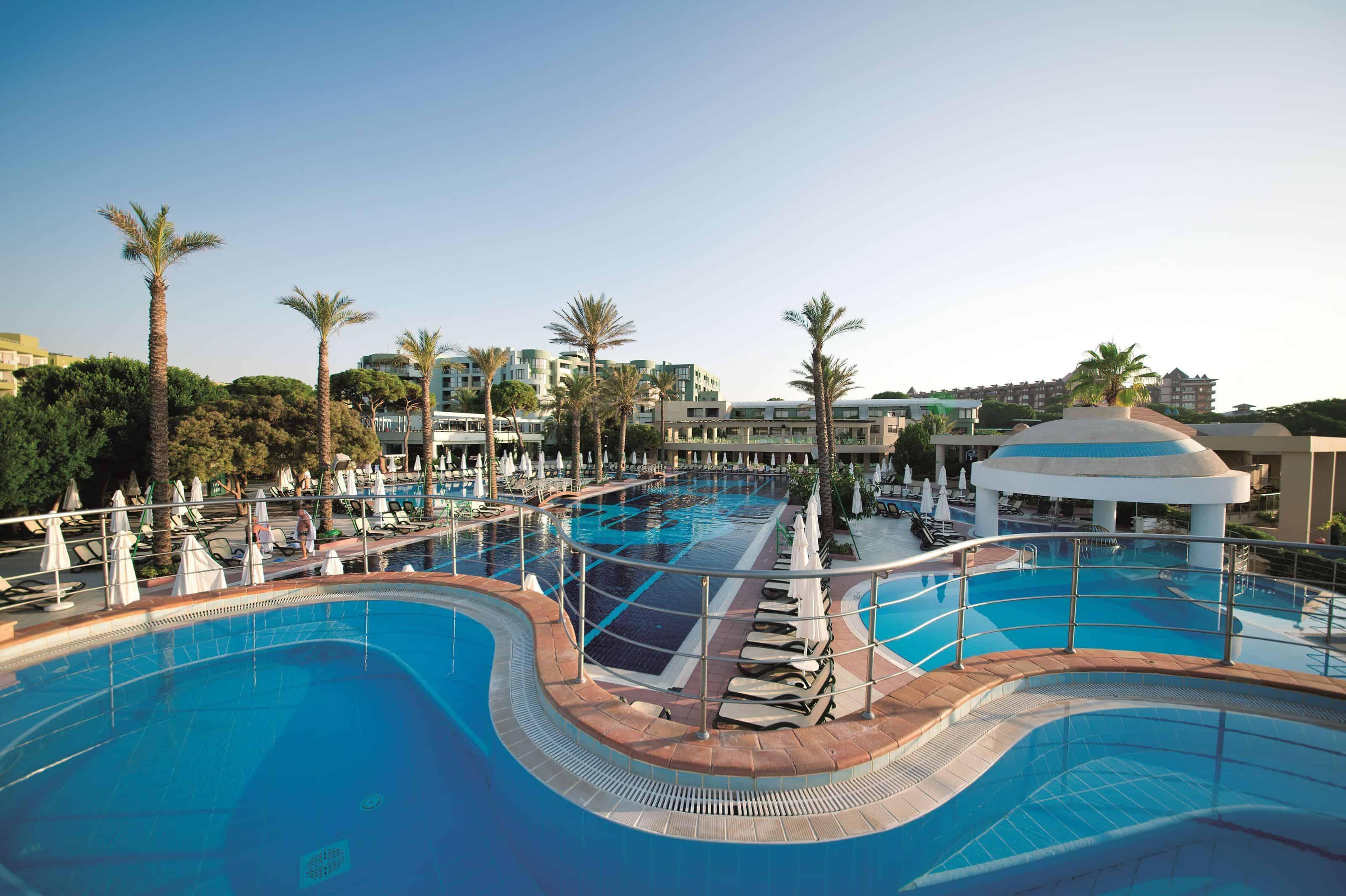 Limak Atlantis Deluxe Resort in Belek, Turkse Rivièra, Turkije
