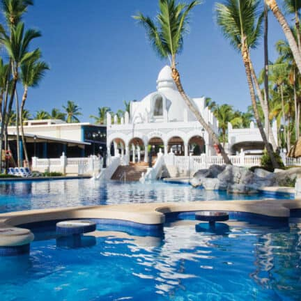 Riu Bambu in Punta Cana, San Juan, Dominicaanse Republiek