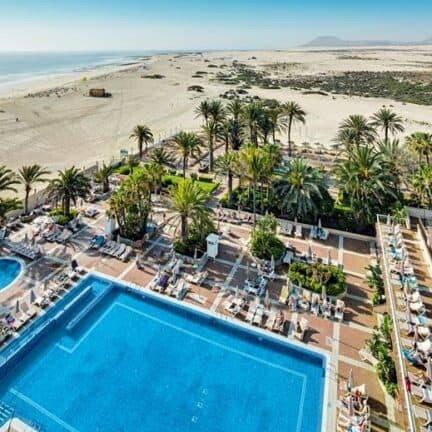 Riu Oliva Beach Resort in Corralejo, Fuerteventura, Spanje