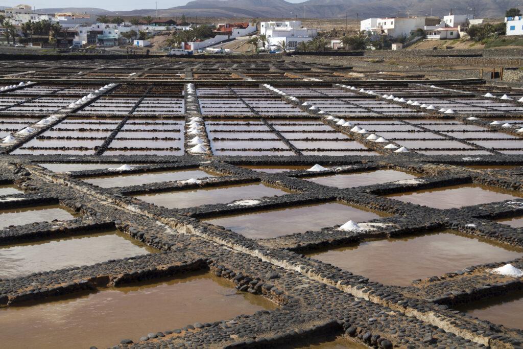 Salinas del Carmen op Fuerteventura