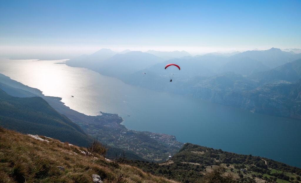 Monte Baldo aan het Gardameer