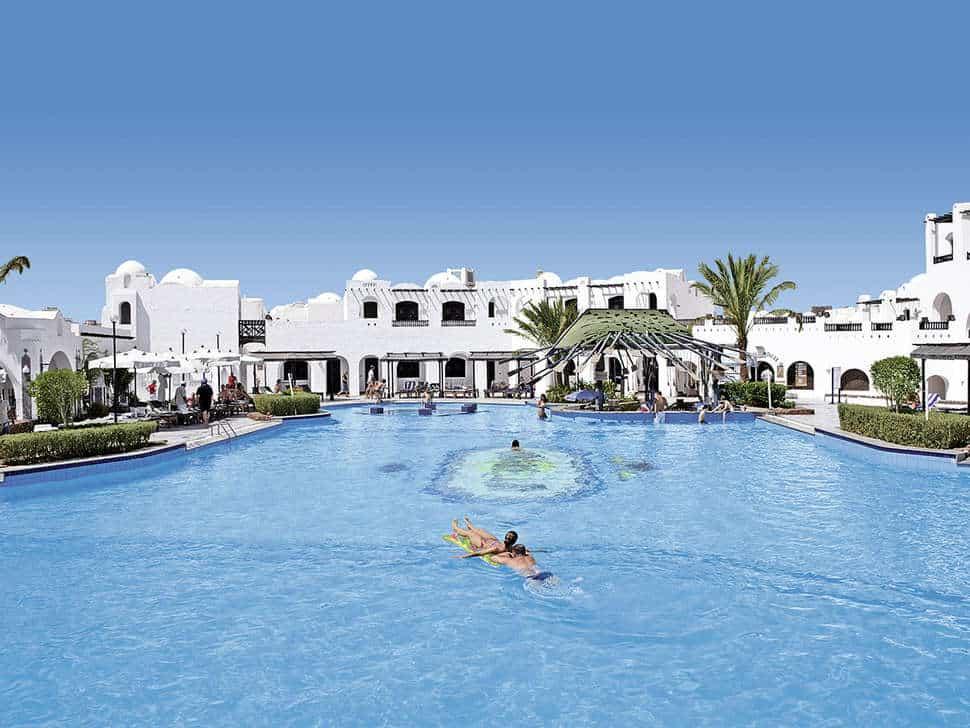 Arabella Azur Resort in Hurghada, Rode Zee, Egypte