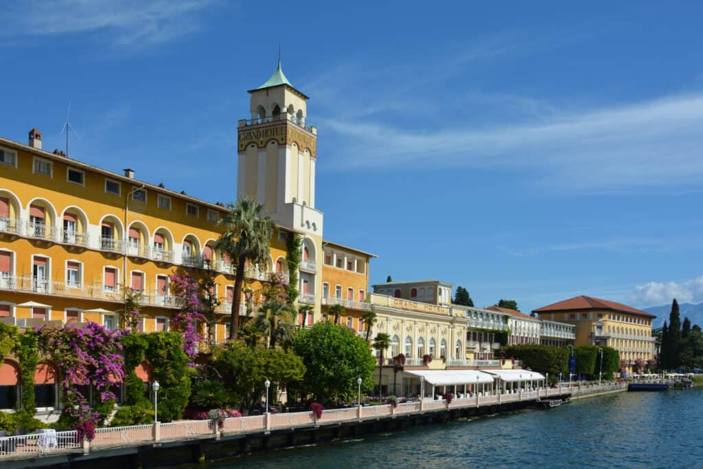 Gardone Riviera aan het Gardameer