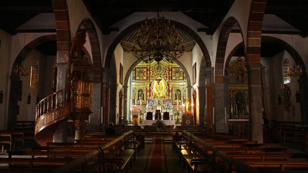 Iglesia de Nuestra Señora de Los Remedios in Los Llanos de Aridane
