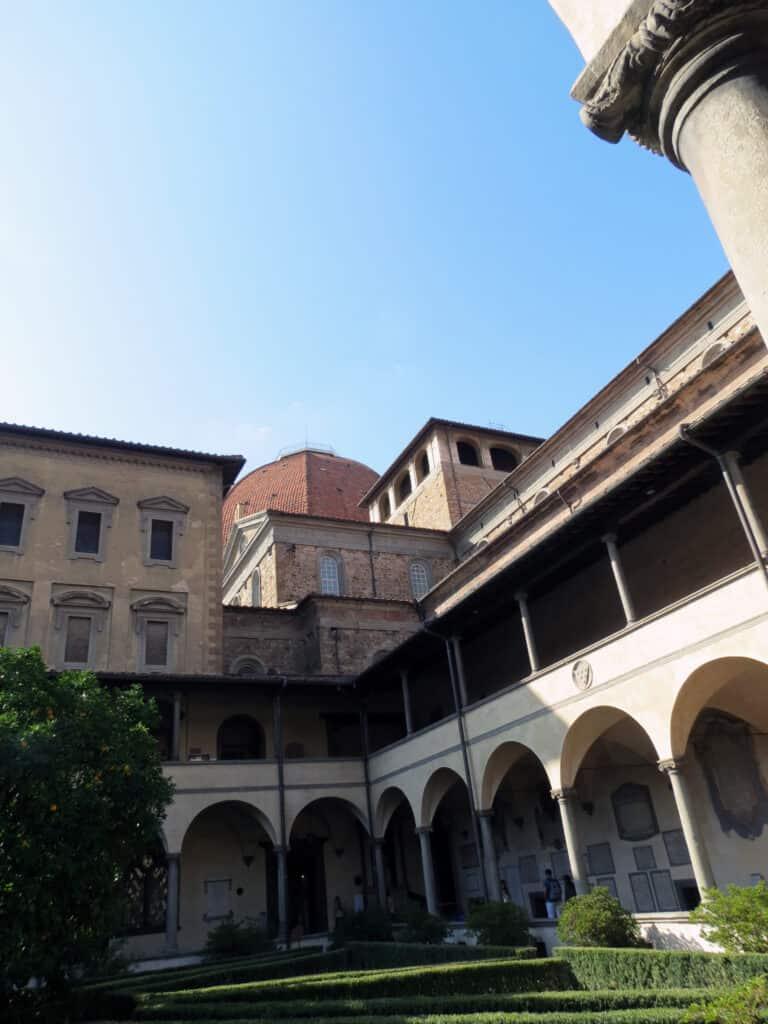 Basilica San Lorenzo en Laurenziana