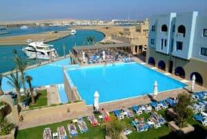 Marina Lodge in Marsa Alam, Rode Zee, Egypte