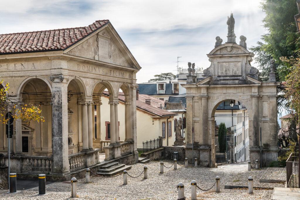 Sacro Monte in Italie