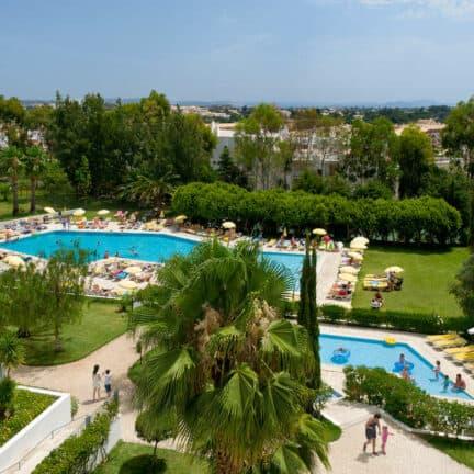 Vila Petra in Albufeira, Algarve, Portugal