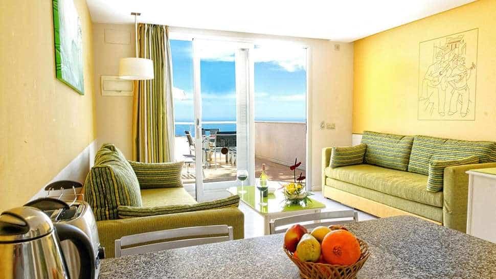 Appartement van Riosol in Puerto Rico, Gran Canaria, Spanje