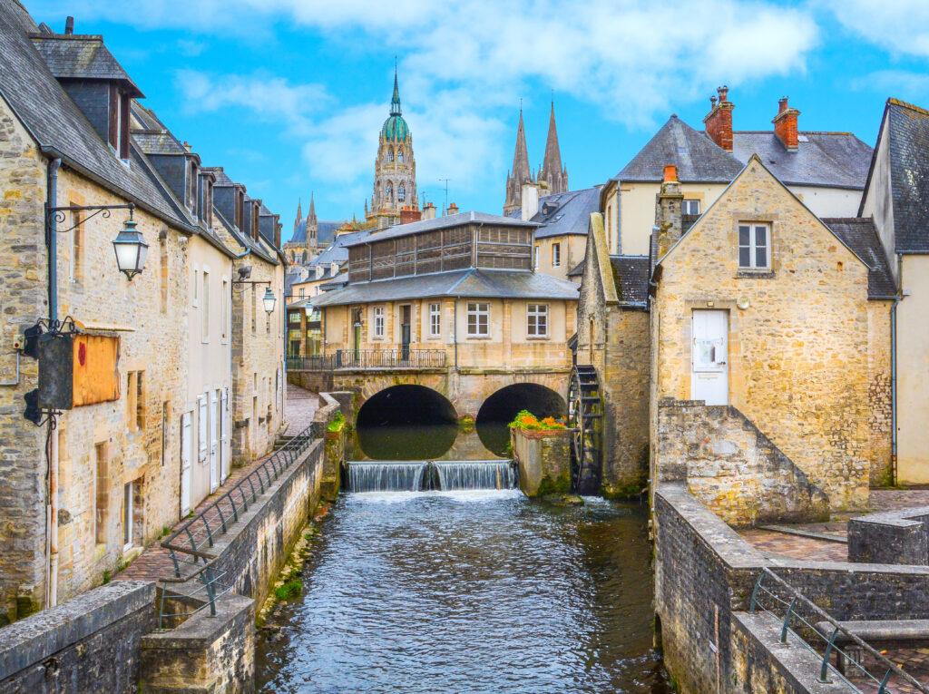 Bayeux in Frankrijk