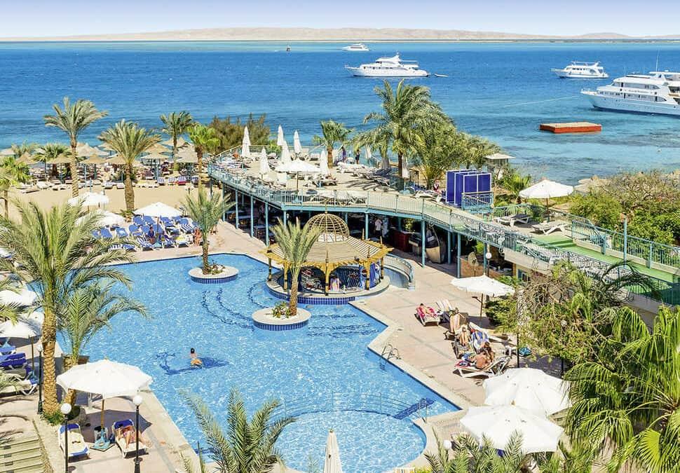 Bella Vista Hurghada in Hurghada, Rode Zee, Egypte