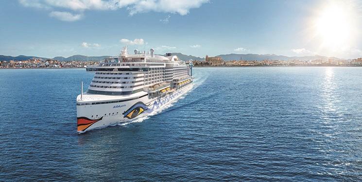 Cruiseschip AIDAperla
