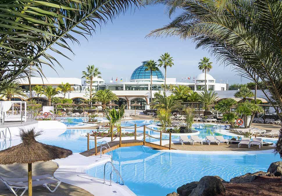 Elba Lanzarote Royal Village Resort in Playa Blanca, Lanzarote, Spanje
