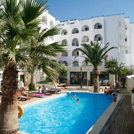 Glaros Beach Hotel in Chersonissos, Kreta, Griekenland