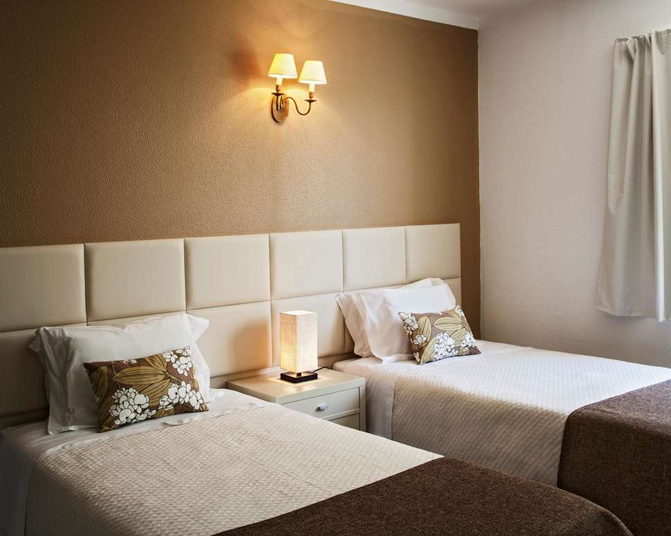 Hotelkamer van Jardim Do Vau in Praia do Vau, Algarve, Portugal