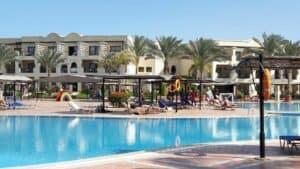 Jaz Lamaya Resort in Marsa Alam, Rode Zee, Egypte