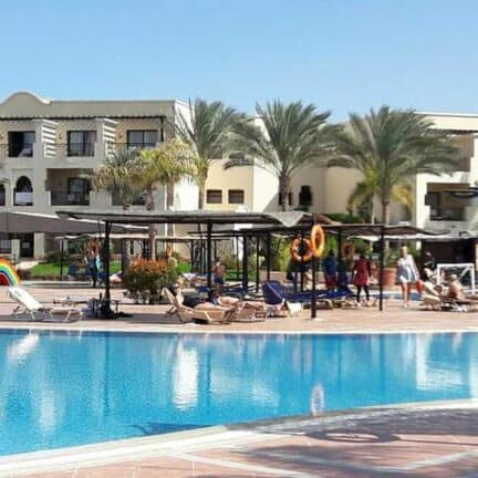 Jaz Lamaya Resort in Marsa Alam, Rode Zee, Egypte