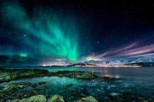 Noorderlicht of aurora borealis