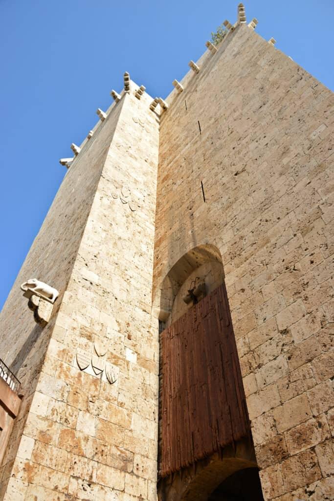 Olifantentoren in Cagliari