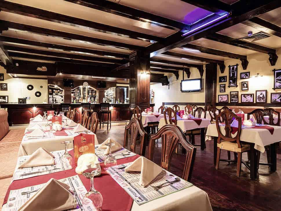 Restaurant van Bella Vista Hurghada in Hurghada, Rode Zee, Egypte