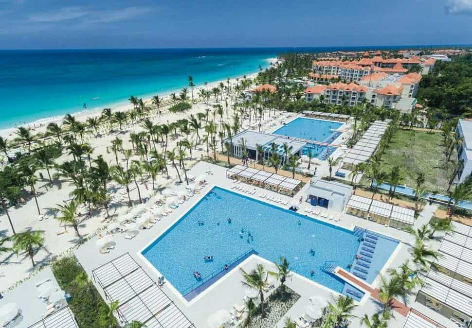 Riu Republica in Punta Cana, San Juan, Dominicaanse Republiek