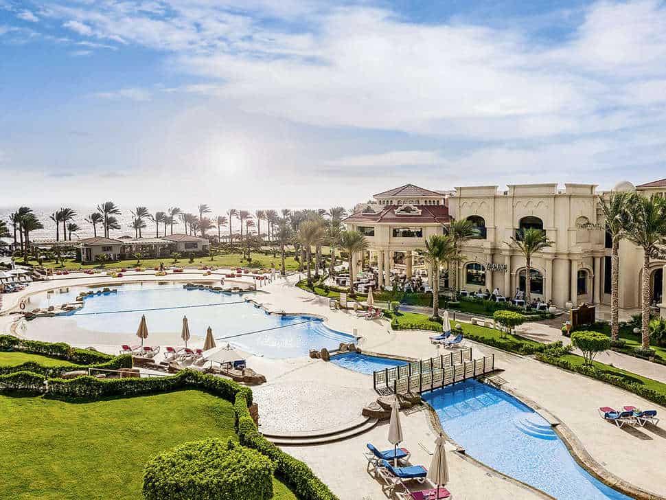 Rixos Sharm el Sheikh in Sharm el Sheikh, Zuid-Sinaï, Egypte