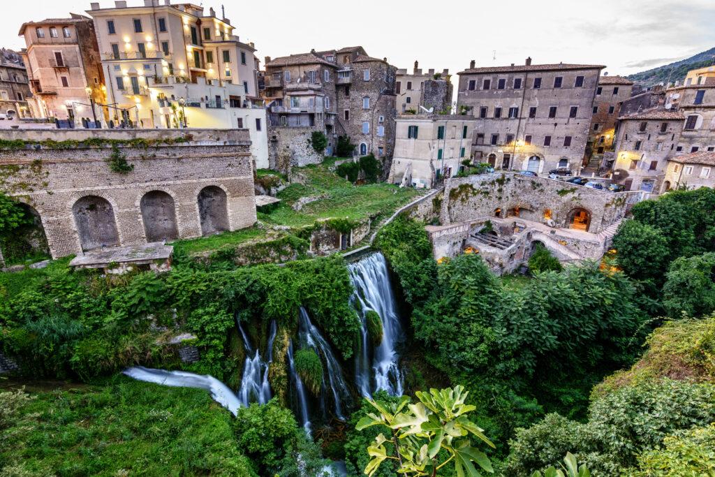 Tivoli in Latium, Italië