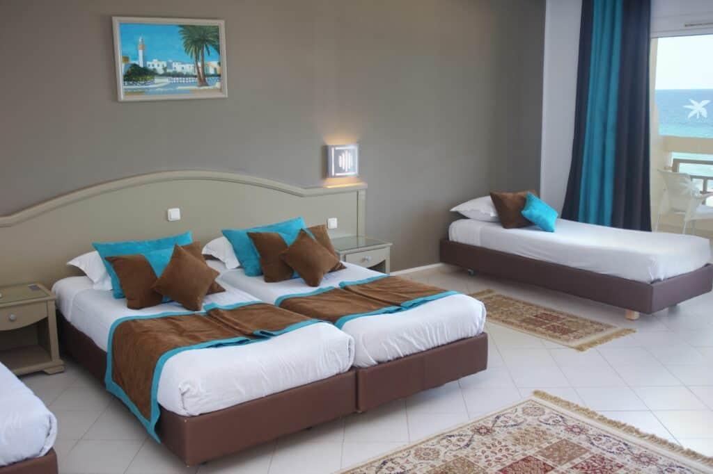 Hotelkamer van Riadh Palms in Sousse, Sousse, Tunesië