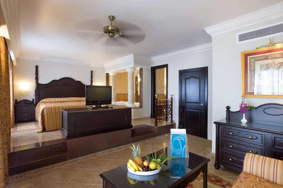 Hotelkamer van RIU Montego Bay in Montego Bay, Saint James, Jamaica