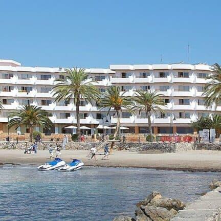 Ligging van Mar y Playa I in Ibiza-Stad, Ibiza, Spanje