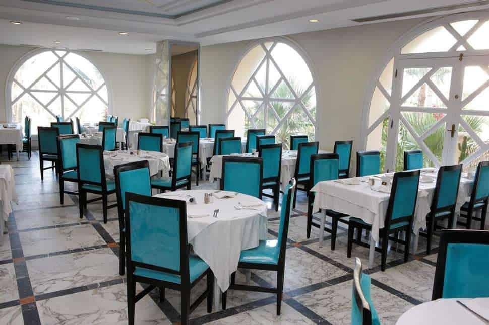 Restaurant van Riadh Palms in Sousse, Sousse, Tunesië