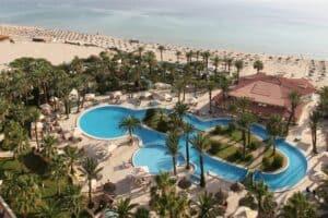 Riadh Palms in Sousse, Sousse, Tunesië